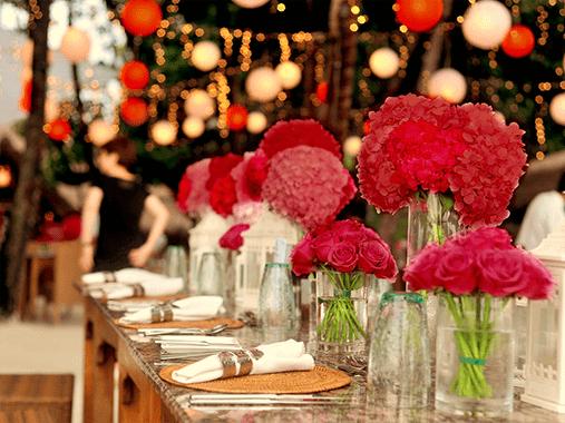 decoracion de bodas en sevilla
