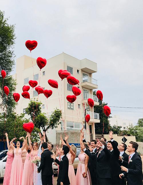 Ritual de los globos