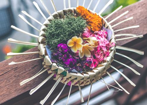 Ritual de boda del mandala
