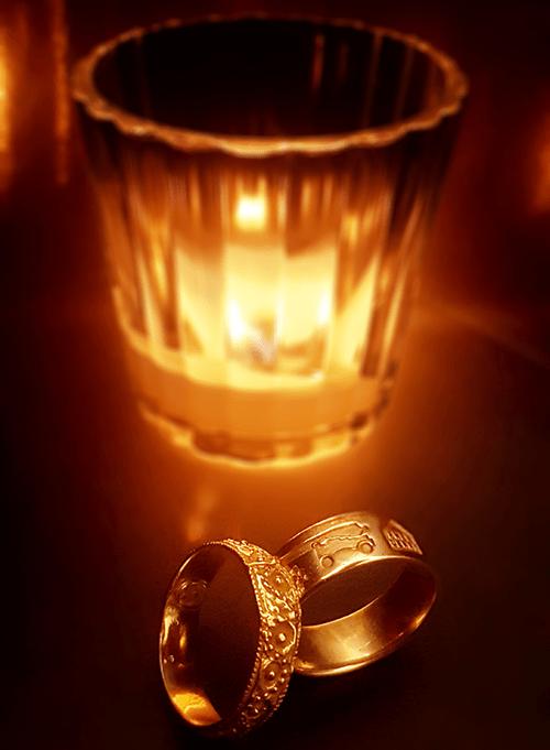 Ritual de boda de la luz