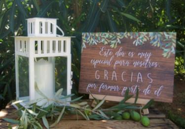 ideas para agradecimiento boda
