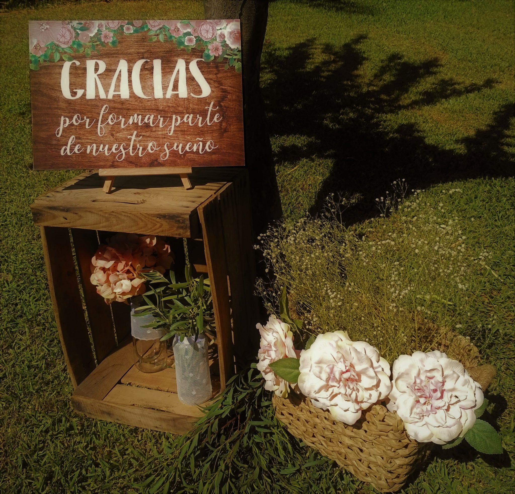 agradecimiento invitados boda