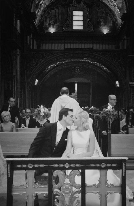 foto boda blanco y negro